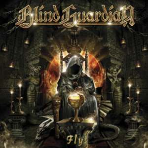 Blind Guardian: Fly (album cover)