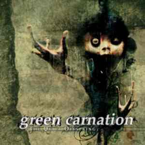 "Green Carnation - ""The Quiet Offspring"" album cover."