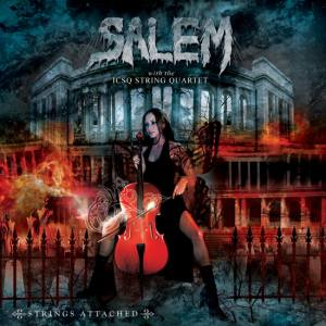 Salem - Strings attached - album front cover.