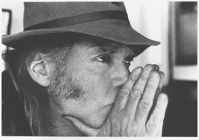 Neil Young - photo by Pegi Young