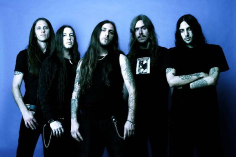 Opeth - band photo by Micke Johansson