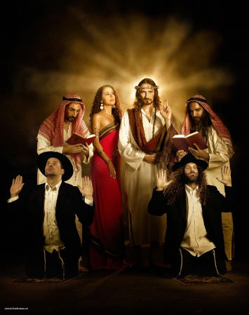 Orphaned Land - The Never Ending Way of ORwarriOR - promo picture