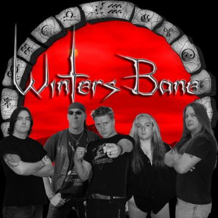 Winter's Bane - band photo
