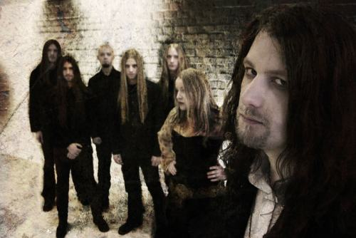 Draconian - promo photo by Fredrik Karlsson
