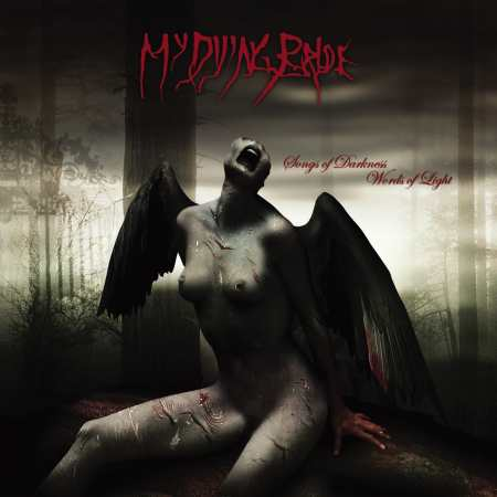 My Dying Bride - Songs Of Darkness, Words Of Light - Album Cover