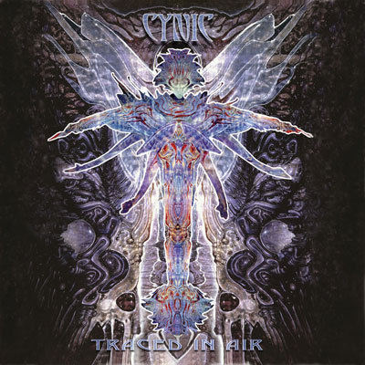 Cynic - Traced_in_air (album cover)