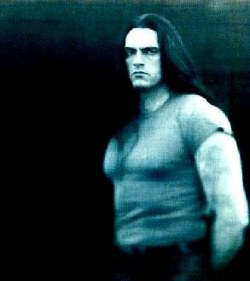 Peter Steele, the front-man of Type O Negative