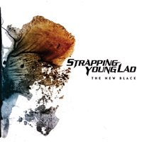 Strapping young lad - The new black (album cover)