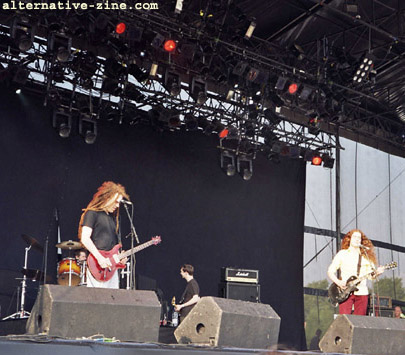 Anathema (live at EuroRock 2001)